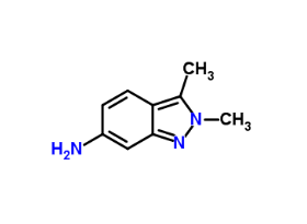 2,3-Dimethyl-2H-Indazole-6-Amine(CAS:444731-72-0)
