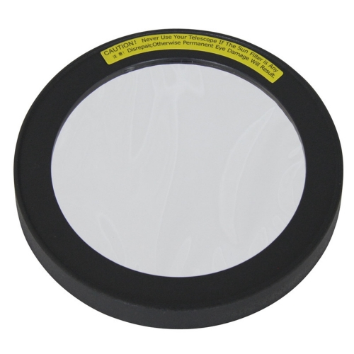 Astromania solar filter, 70mm - let you also do astronomy during the day