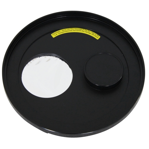 Astromania solar filter, 130mm - let you also do astronomy during the day
