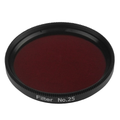 "Astromania 2"" Color / Planetary Filter for Telescope - #25 Red"