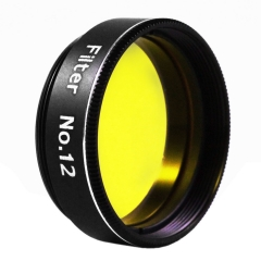 "Astromania 1.25"" Color/Planetary Filter - #12 Yellow"