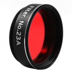 "Astromania 1.25"" Color / Planetary Filter - #23A Red"
