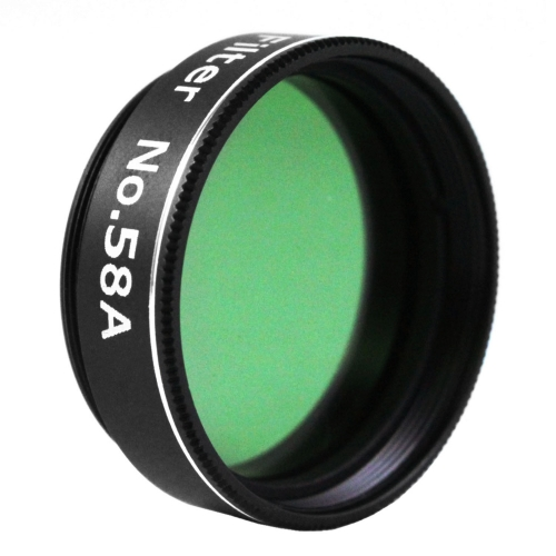 "Astromania 1.25"" Color/Planetary Filter - #58A Dark Green"