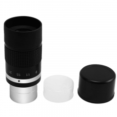 "Astromania 1.25"" 7-21mm Zoom Eyepiece for Telescope"