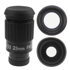 "Astromania 2""-82 Degree SWA-23mm compact eyepiece, Waterproof & Fogproof - allows any water enter the interior and enjoy an unobstructed view"