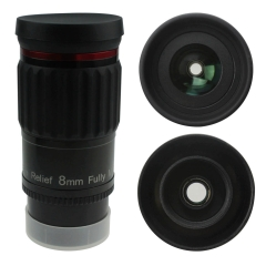 "Astromania 1.25""/2""- 8mm 70 Degree Super Wide Angle (SWA) - mean you always enjoy a huge field of view"