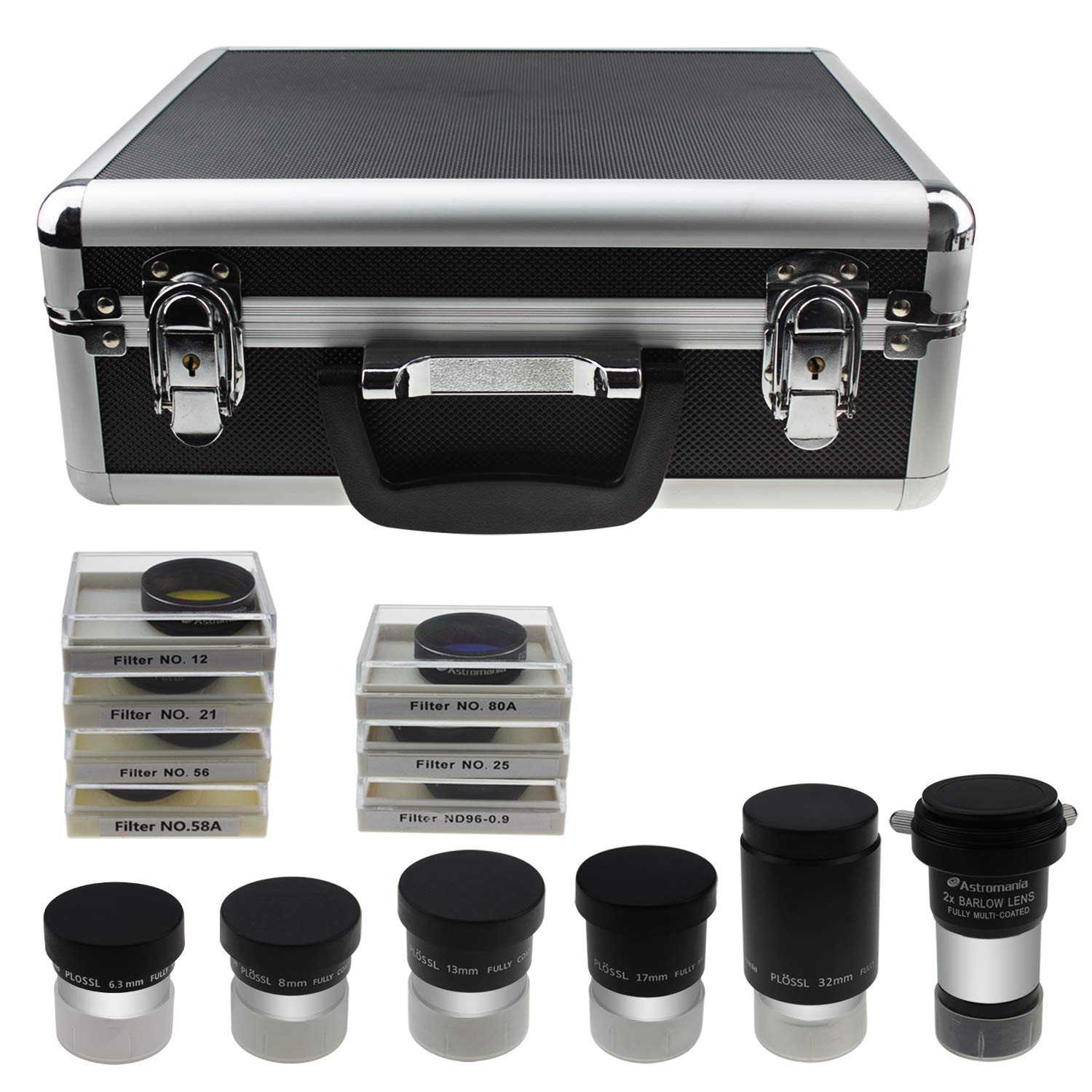Eyepiece and Filter Kits