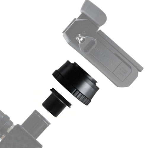 Astromania T T2 Mount for O lympus P anasonic M4 / 3 Cameras-Compatible with O lympus EP1, EP2, EPL1, P anasonic DMC-G1,DMC-GH1, DMC-GF1 camera bodies