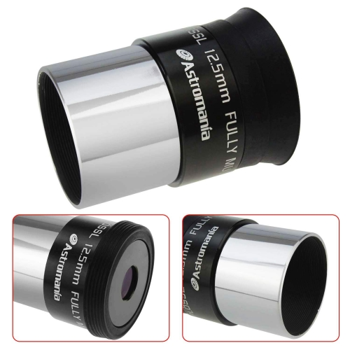 "Astromania 1.25"" 12.5mm Super Ploessl Eyepiece - The Most Inexpensive Way of Getting A Sharp Image"