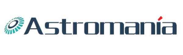 Astromania C Mount to 1.25 Video Camera Barrel Adapter Telescope Astrophotography