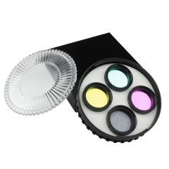 Astromania Deluxe Telescope LRGB 1.25 Inch Filter Set - Give Stunning Astrophotographic Results