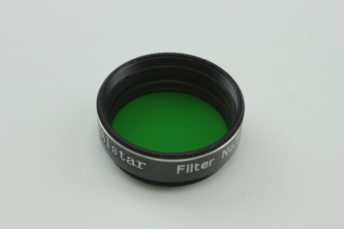 "Alstar 1.25"" Color/Planetary Filter - #56 Green"