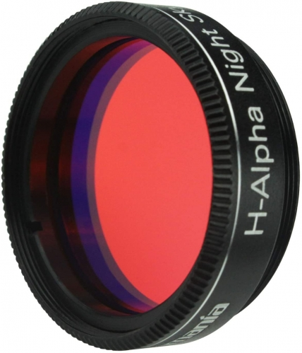 "Astromania 1.25"" Narrowband H-Alpha Night Sky Filter"