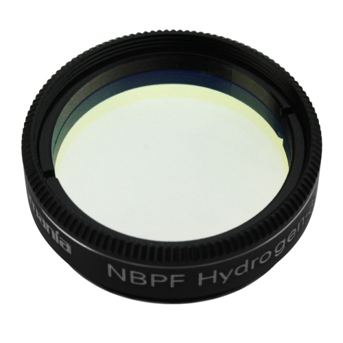 "Astromania 1.25"" Narrowband NBPF H ydrogen-a 12nm Filter - deep sky photos in H-alpha light"