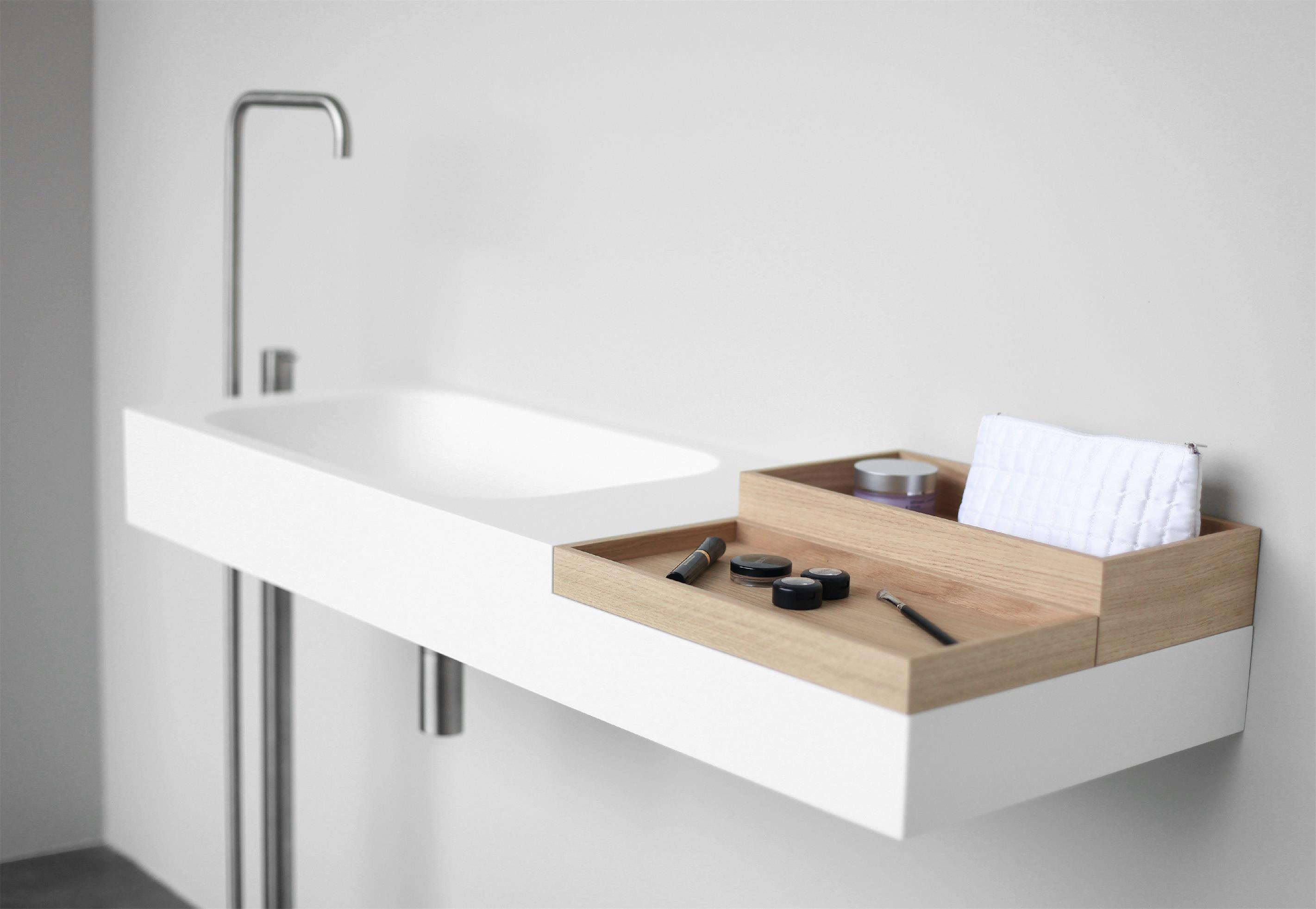 Corian Solid Surface Bathroom Vanity, Solid Surface Bathroom Sink