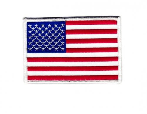 Custom Flag Patch