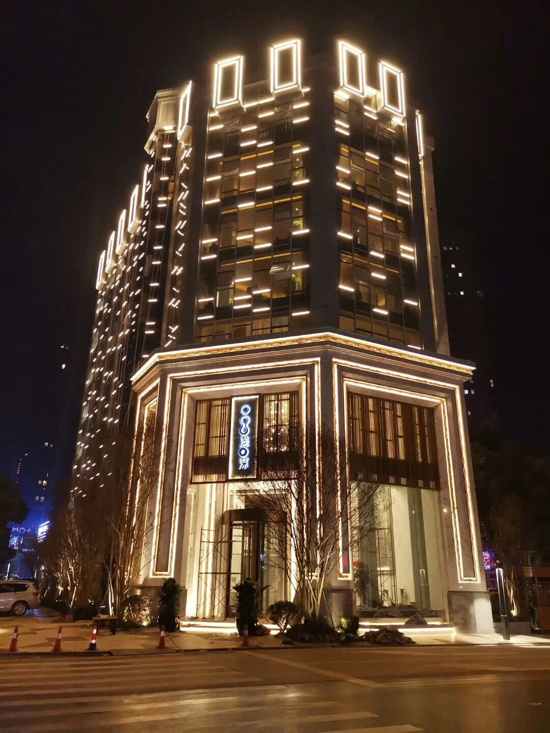 COXO Hotel Project In China