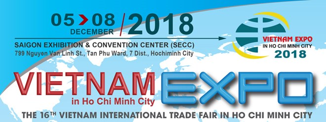 The 16th Vietnam International Trade Fair In Ho Chi Minh City