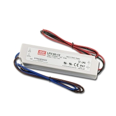 Meanwell LPV Series IP67 Power Supply
