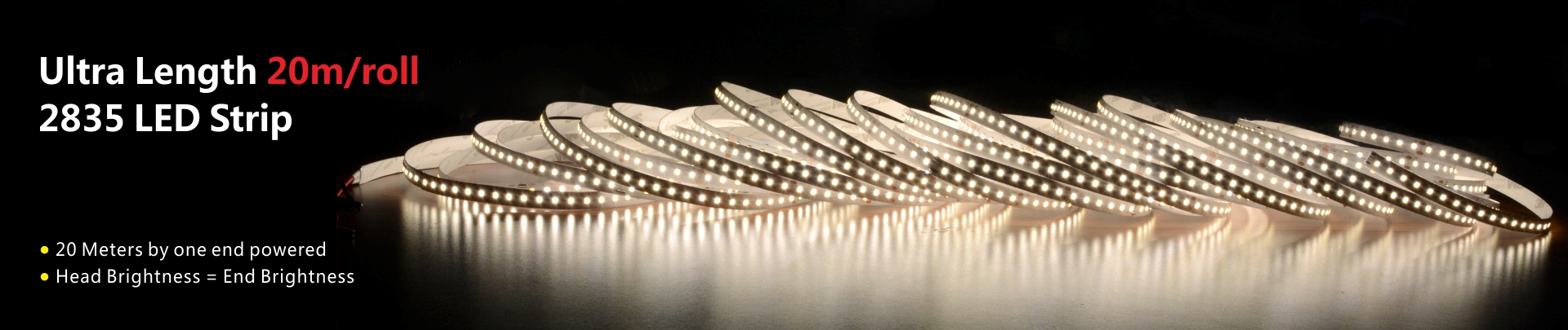 Ultra Length 20meters LED Strip