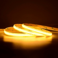 New Technology IP65 Warm White Flexible COB/FOB LED Strip