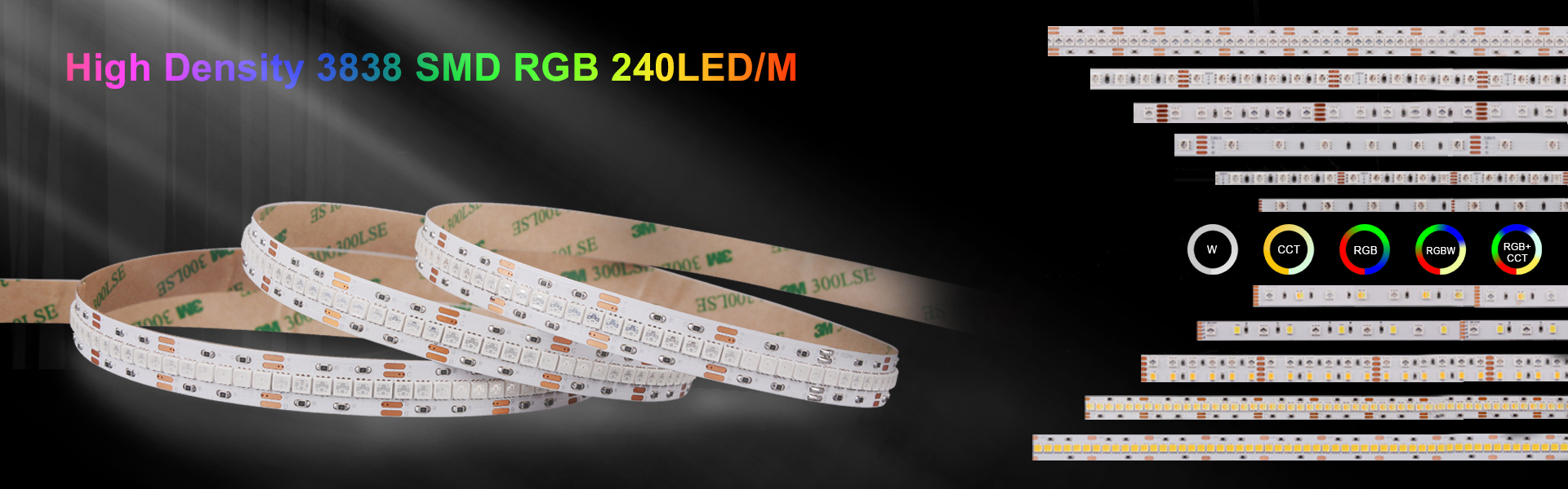 New product----SMD 3838 Series LED Strip