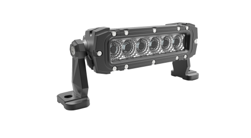 6inches Single Row LED Light Bar