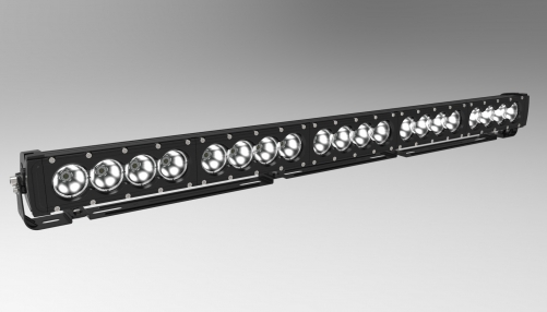 10W Single Row LED Light Bar NS-LB-1R50