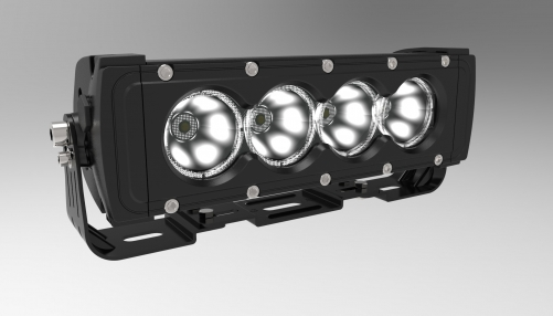 10W Single Row LED Light Bar NS-LB-1R10