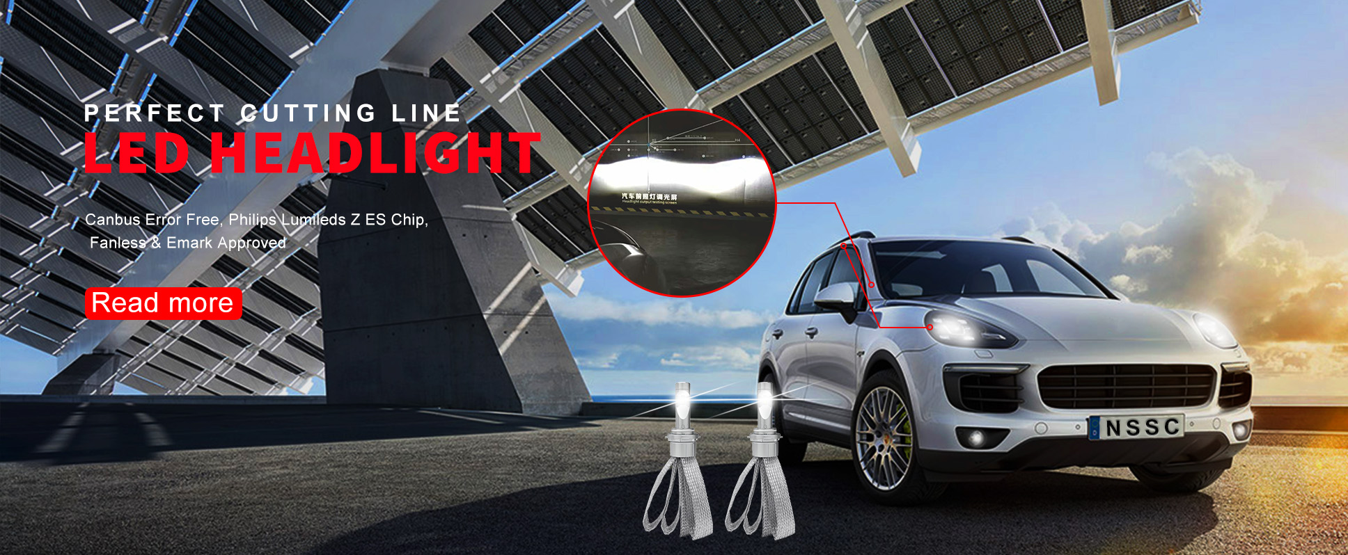 Car LED Headlight Bulb