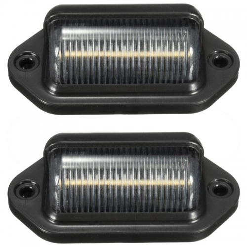 LED Tail Lights License Plate Lights for Truck Trailers