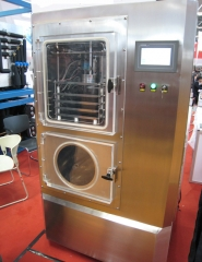 LPGZL0.5 Pilot Industrial Vacuum Freeze Dryer Lyophilizer
