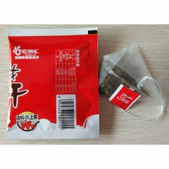 KVP-48E Inner Bag and Outer Bag Pyramid Tea Bag Packing Machine
