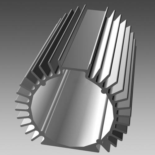 Industrial Aluminium Profile