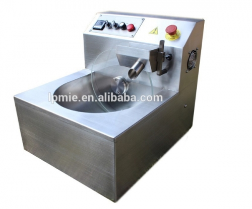 Mini Small Hot Chocolate Tempering Making Coating Machine