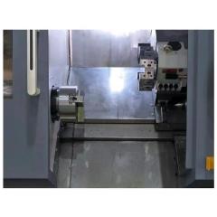 SH36TL Double Chuck High Precision Horizontal CNC Lathe Machine