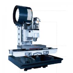 SVM850 China Multifunction Vertical Machining Center CNC Milling Machine