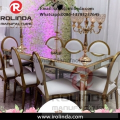 Elegant Resin French Louis xv Chairs for Dining Wholesale Price