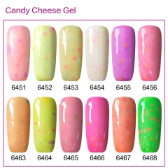 【color chart show only 】Candy Cheese Series