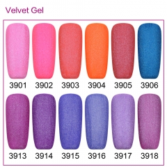 【color chart show only 】Velvet Series