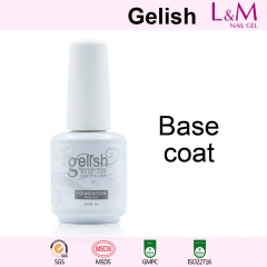 【BASE COAT】IDO Gelish Soak-off Gel Nail Polish