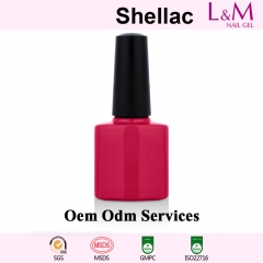 【OEM/ODM SERVICES】7.3ml 10ml Factory Gel Nail Polish