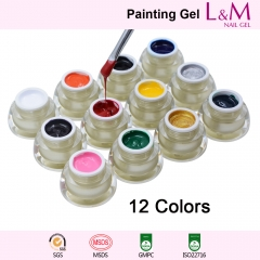 【PAINTING GEL 】LVMAY Nail Art UV Polish Gel