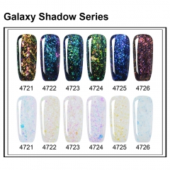 【color chart show】Galaxy Shadow Series