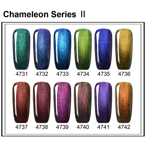 【color chart show】Chameleon Series Ⅱ