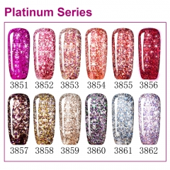 【color chart show】Platinum Series 12 Color