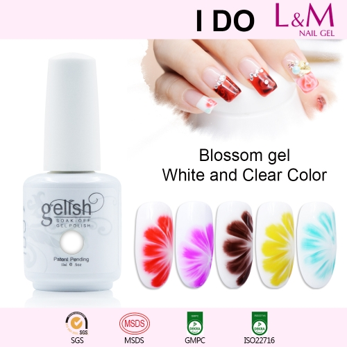【Blossom Gel 】UV Nail Gel Polish Blooming Flower UV Gel Lacquer