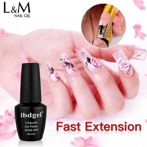 【Multifunctional Builder Gel】1pc UV Nail Gel Polish 6 Colors For Choose