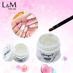 【Uv builder jelly gel】1pc UV Nail Gel Polish 15 Colors For Choose