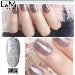 【Leather Gel】IDO Gelpolish Special Leather Gel Polish Gel Lak 12 Colors Optional